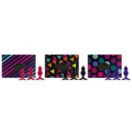 Plug Anale Bibi Twin di Feelztois i tre colori