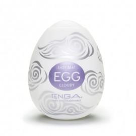 Masturbatore Uomo Egg Cloudy di Tenga