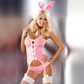Obsessive Sexy Bunny Suit Costume Cover
