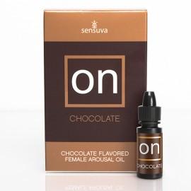 olio on al cioccolato