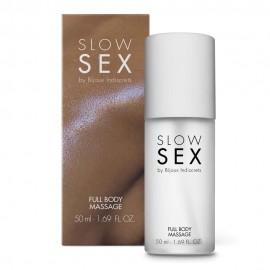 bijoux indiscrets slow sex olio per massaggi