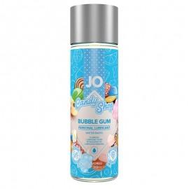 Lubrificante Candy Shop H2O di System Jo bubble gum avanti
