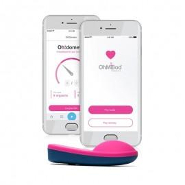 Vibratore Bluemotion Nex 2 OhMiBod rosa