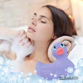 Sali da Bagno I Rub My Duckie di Big Teaze Toys in acqua