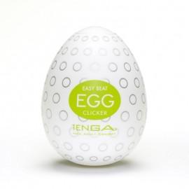 Masturbatore Uomo Egg Clicker di Tenga