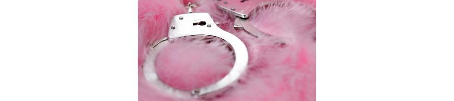 Manette: accessorio erotico per le tue serate hot